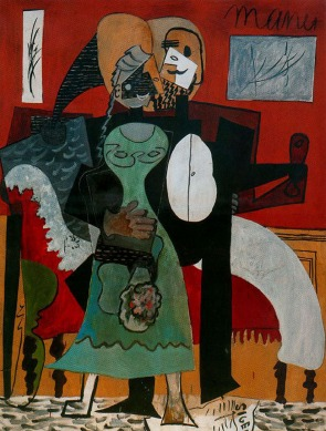 lovers Picasso